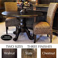 Tuscan Style Dining Room Furniture by Tuscan Dining Room Tables Extra Long Dining Tables Round Tuscan Table