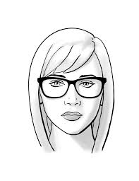 how to choosing glasses for oval face shapes thelook