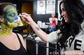 makeup classes in dallas cmc makeup school student work dallas makeup classes makeup