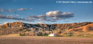 Iowa travelers images Loess hills national scenic byway iowa tourism map travel guide jpg