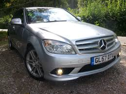 used mercedes for sale used 2007 mercedes benz c class c180 kompressor 1 8 sport for sale
