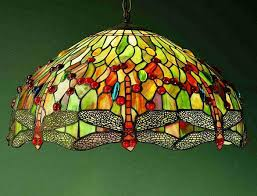 Stained Glass Ceiling Light Stained Glass Lighting And Windows Pendant Lights Ls Light