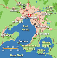 Melbourne Florida Map by Melbourne Map