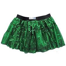 sequin skirt green sequin skirt