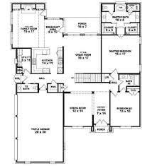 Ideas About  Bedroom House Plans On Pinterest  Bedroom House - 5 bedroom house floor plans