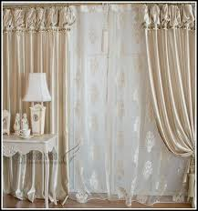 Sheer Embroidered Curtains Gold Sheer Curtains Buy Gold Sheer Panels From Bed Bath U0026