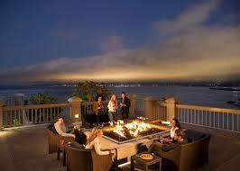 Monterey Fire Pit - monterey plaza hotel u0026 spa updated 2017 prices u0026 resort reviews