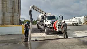 industrial vacuuming evo environmental and industrial services