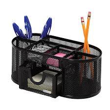 amazon com rolodex mesh pencil cup organizer four compartments