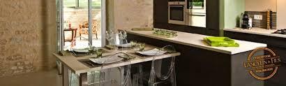 cuisiniste caen ilot central dans la cuisine lancelin fils cuisiniste caen
