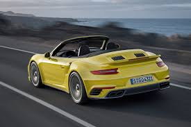peugeot turbo 2016 renewed porsche 911 turbo for 2016 the fastest 911 gets faster