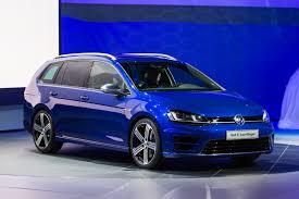 volkswagen golf wagon 2015 vw golf r wagon debuts at 2014 la auto show