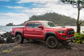 volkswagen rabbit truck lifted 2017 toyota tacoma trd pro off road review motor trend