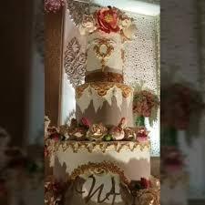 wedding cake palembang taste the beauty of real cake anggrekcakegallery instagram