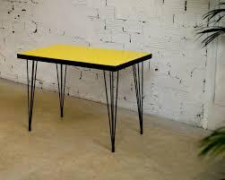 mobilier de bistrot table bistrot vintage rétro années 50 1950 meuble années 50