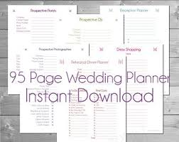 wedding planning book printable wedding planner book stylish planning 17 best ideas