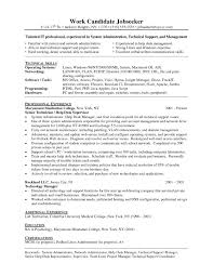 Technology Manager Resume Help Desk Manager Resume The Letter Sample