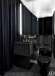 black bathrooms ideas black restrooms thesouvlakihouse com