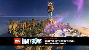 lego dimensions unlock and explore adventure worlds youtube