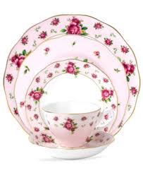 roses tea set royal albert country roses pink vintage 3 tea set