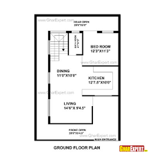 30 feet in meter house plan for 30 feet by 45 feet plot plot size 150 square yards