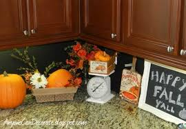 fall kitchen decorating ideas beautiful and cozy fall kitchen decor ideas family