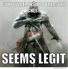 Assassin S Creed Memes - assassins creed logic weknowmemes