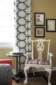White And Black Damask Curtains Black White Curtains U2013 Teawing Co