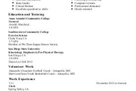 exles of resumes sles of report writing acrow corporation of america sle