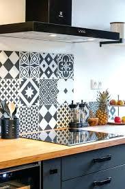 cr cuisine credence cuisine adhesive stickers ikea cr idées pour la maison