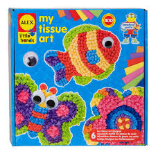 buy alex toys my tissue art online at low prices in india amazon in