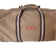 sac en toile personnalisable sac de voyage personnalisé pour homme type sahara dipm