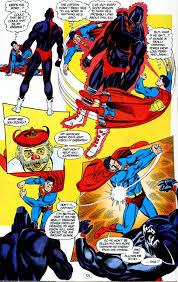superman wedding album bronzeage