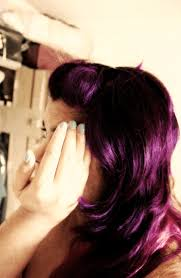 165 best purple hair images on pinterest hairstyle make up and hair