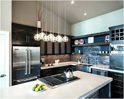 eclairage pour ilot de cuisine suspension luminaire pour ilot cuisine lot central meuble blanc