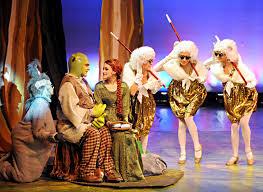 Shrek 3 Blind Mice Svct U0027s Shrek The Musical Gilroy Dispatch Home
