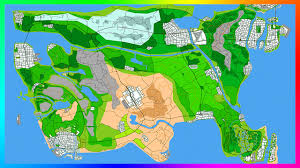Gta World Map Why The Grand Theft Auto Series Won U0027t Be Leaving The Usa Future