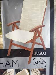 Cushions For Reclining Garden Chairs 6 New Natural Cream Garden Recliner Seat Cushions In Evesham