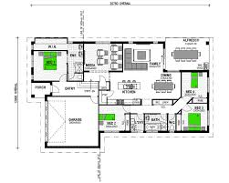 Tri Level Floor Plans Split Level Home Designs Stroud Homes
