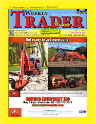 weekly trader october 8 2015 by weekly trader issuu
