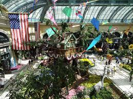 Bellagio Botanical Garden 2014 Summer Celebration Bellagio Conservatory Botanical Gardens