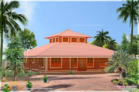 single storied low cost brick home design kerala home design and