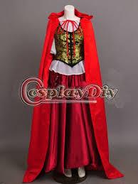 Halloween Costume Aliexpress Buy Cosplaydiy Ruby U0027s Red