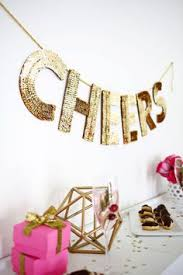 New Year Decorations Pinterest by Metallic Straws Oh Happy Day Celebrate Pinterest Metallic