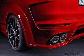 Porsche Cayenne Exhaust - 700hp techart magnum for porsche cayenne is new 4 0s flagship