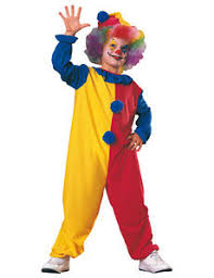costumes for kids kids clown costumes ebay