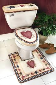 Kmart Bathroom Rug Sets Country Bath Rugs Primitive Country Bathroom Rug Sets Kmart