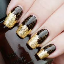 aliexpress com buy nail foil 2 bottles set gold silver nail art