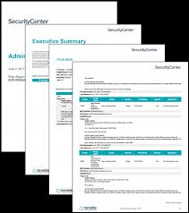 nessus report templates securitycenter report templates tenable