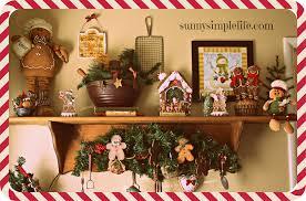 sunny simple life christmas kitchen tour 2014 christmas home